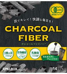 CHARCOAL FIBER チャコールファイバー